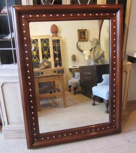 A Large mirror