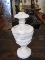 An Alabaster lamp - picture 1