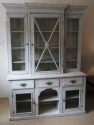 A painted pine dresser - picture 4