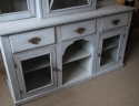 A painted pine dresser - picture 6