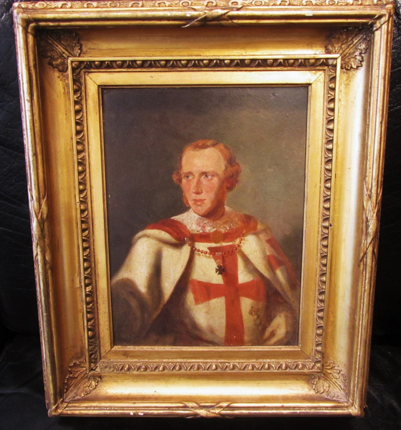 A19thC oil painting