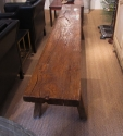 An Elm Pig Bench - picture 3