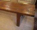 An Elm Pig Bench - picture 4