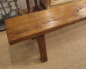 An Elm Pig Bench - picture 6
