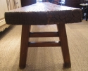 An Elm Pig Bench - picture 7