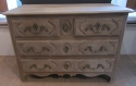 An 18thC French provincial commode - picture 1