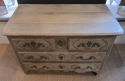 An 18thC French provincial commode - picture 3