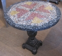 A Terrazzo occasional table - picture 1
