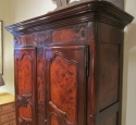 An 18thC marriage armoire - picture 2