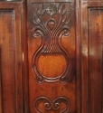 An 18thC marriage armoire - picture 6