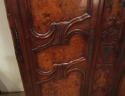 An 18thC marriage armoire - picture 7