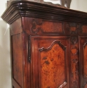An 18thC marriage armoire - picture 8