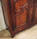 An 18thC marriage armoire - picture 9