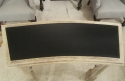 A curved oak Gothic side table - picture 4