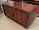 A rosewood tambour cabinet - picture 2