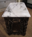 An unusual side table/plinth - picture 3