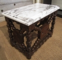 An unusual side table/plinth - picture 4