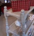A bleached oak trolley/buffet - picture 4