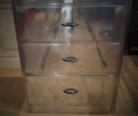 An Aluminium tall chest of drawers - picture 5