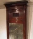 A Mahogany pier mirror - picture 5