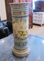 A Maiolica column lamp - picture 4