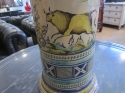 A Maiolica column lamp - picture 5