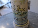 A Maiolica column lamp - picture 6