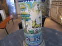 A Maiolica column lamp - picture 7