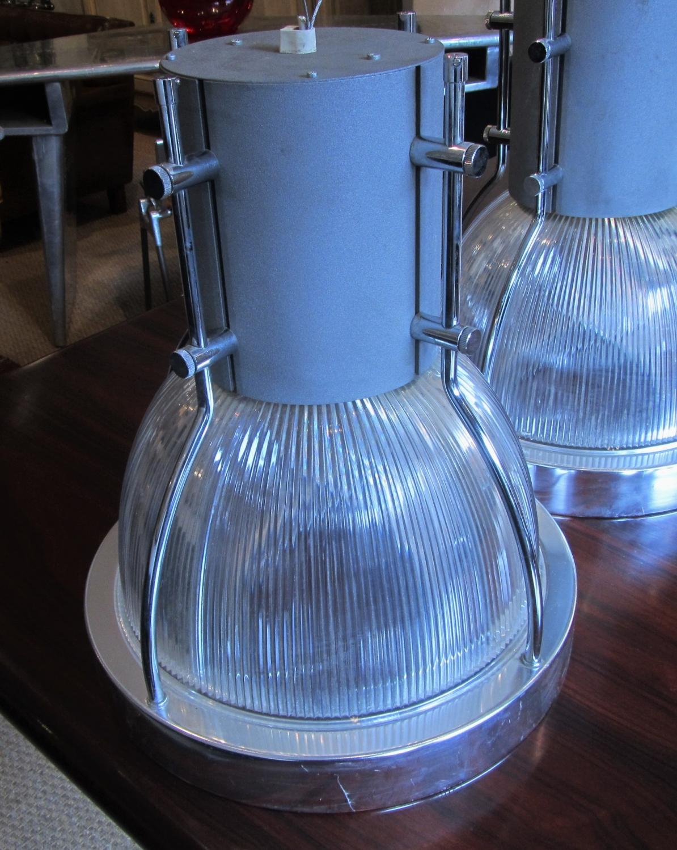 4 industrial lights