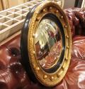 A regency convex mirror - picture 2