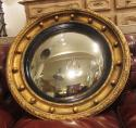 A regency convex mirror - picture 5