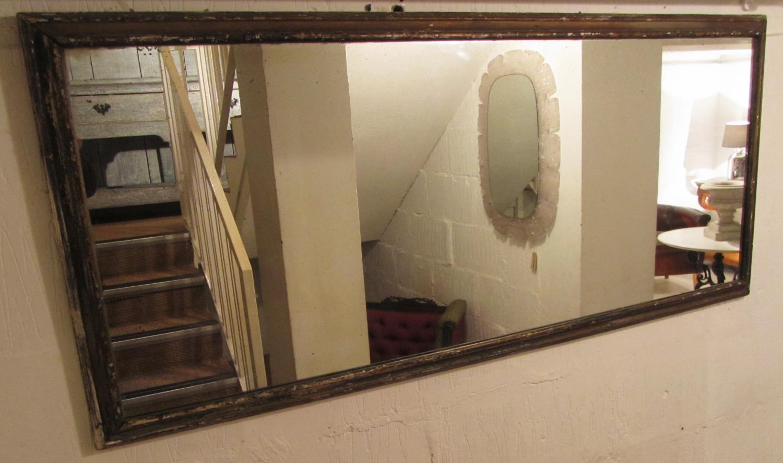A 19thC mirror
