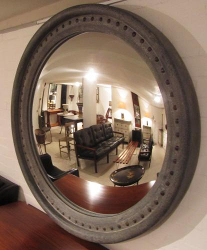 A very large convex mirror
