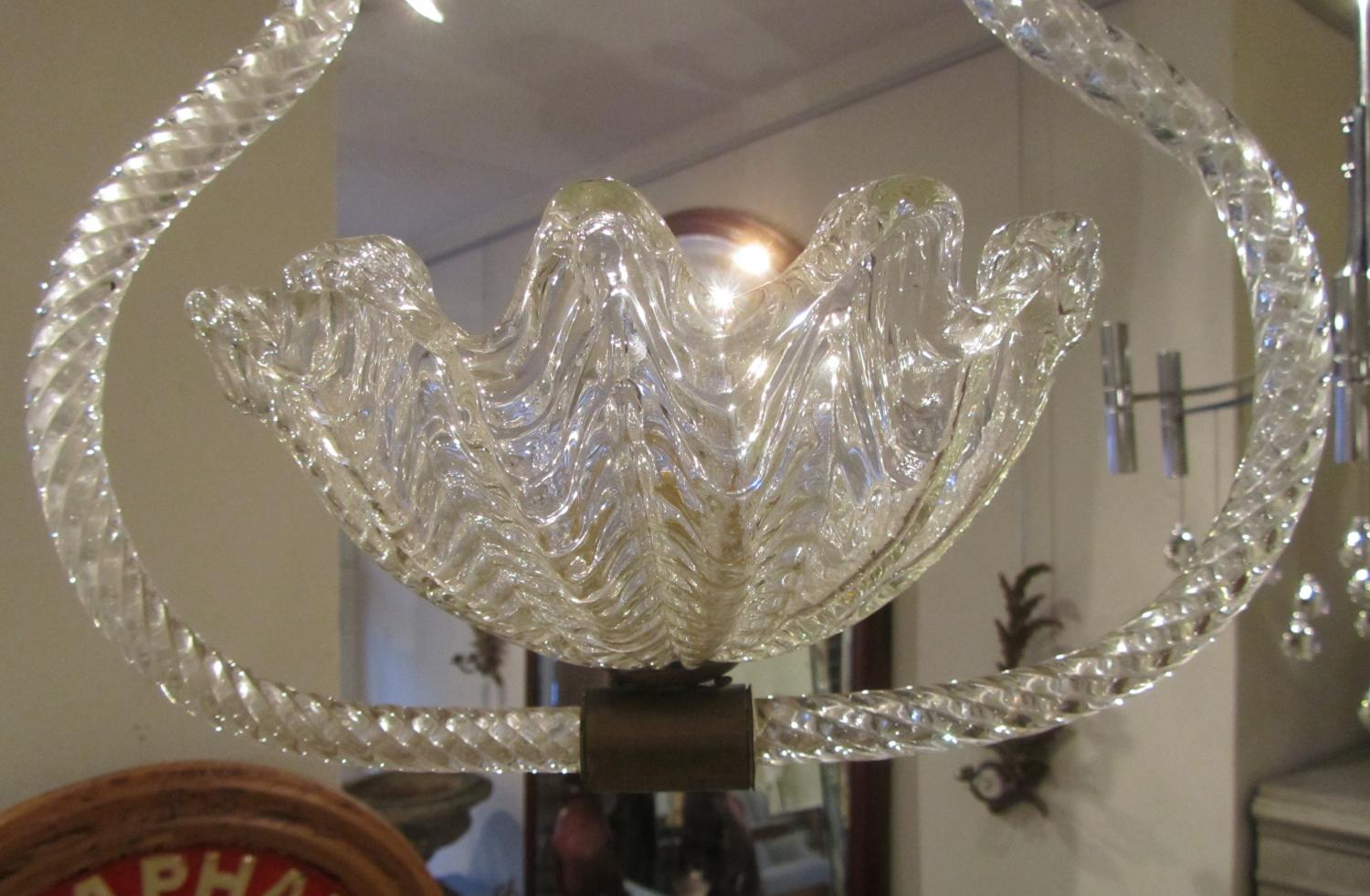 ... A Barovier And Toso Chandelier   Picture 3 ...