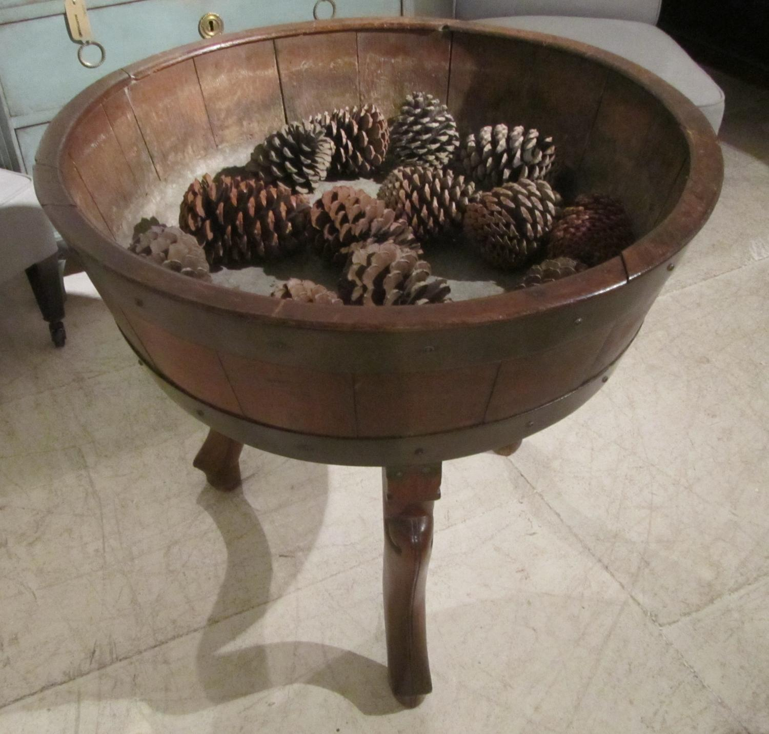 An 18thC wine cooler
