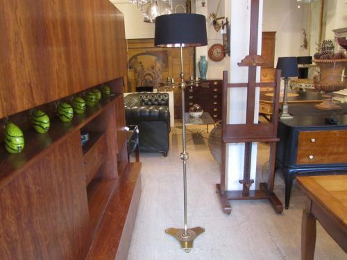 A Maison Jansen standard lamp