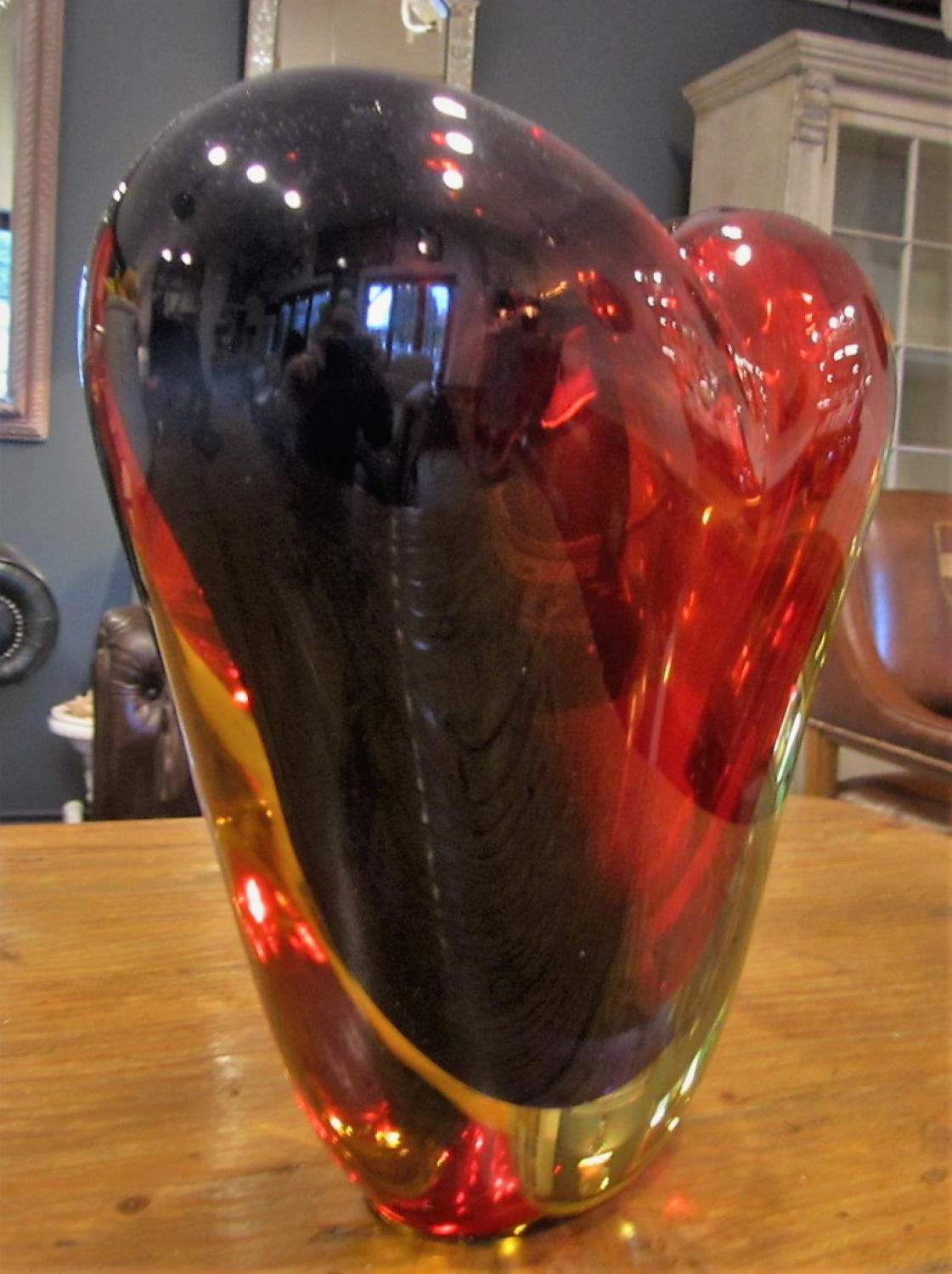 A murano art glass vase in objects art and curios a murano art glass vase picture 4 reviewsmspy