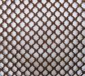 A large 18thc wrought iron lattice work grill panel - picture 4