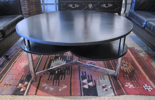 A 1960's satellite table
