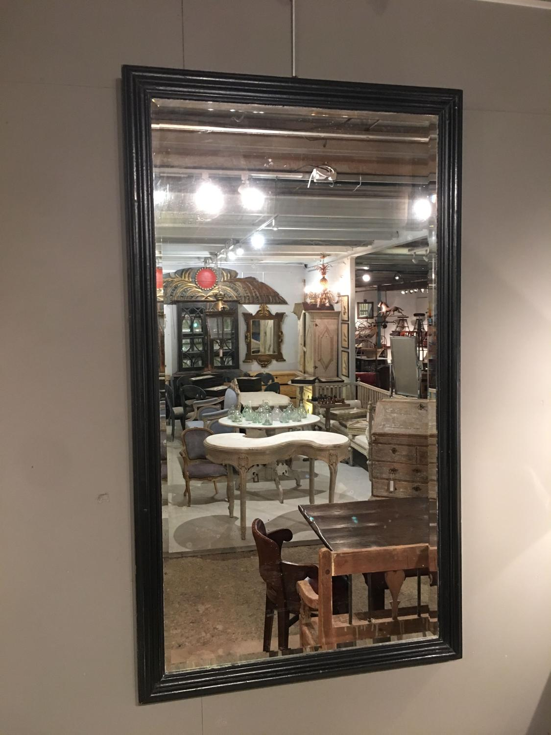 A pub/shop mirror