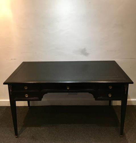 A Mid Century writing table desk