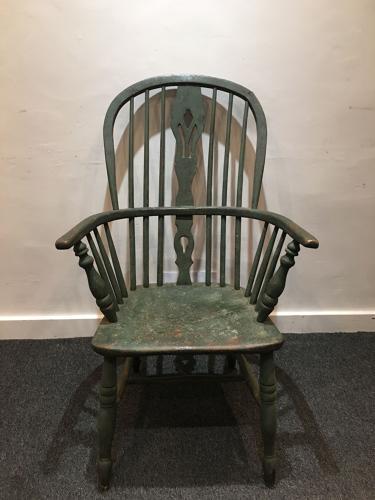 A 19thC Windsor Chair