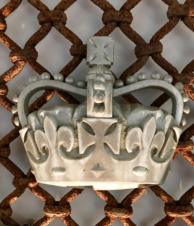 A set of Aluminium Royal Signage