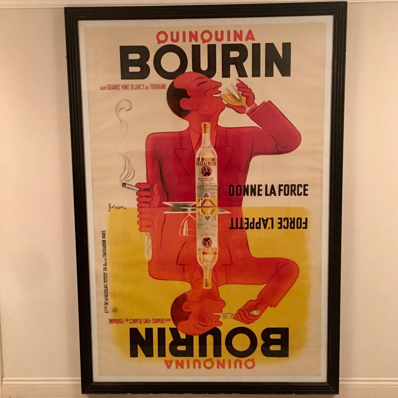 A large bellenger poster