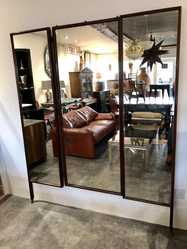 A triptych outfitters mirror