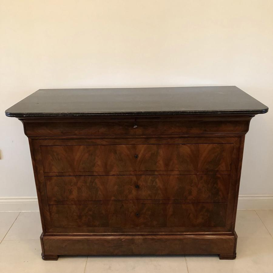 A Period Louis Philippe commode