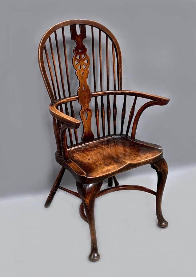 A Thames Valley Windsor Chair