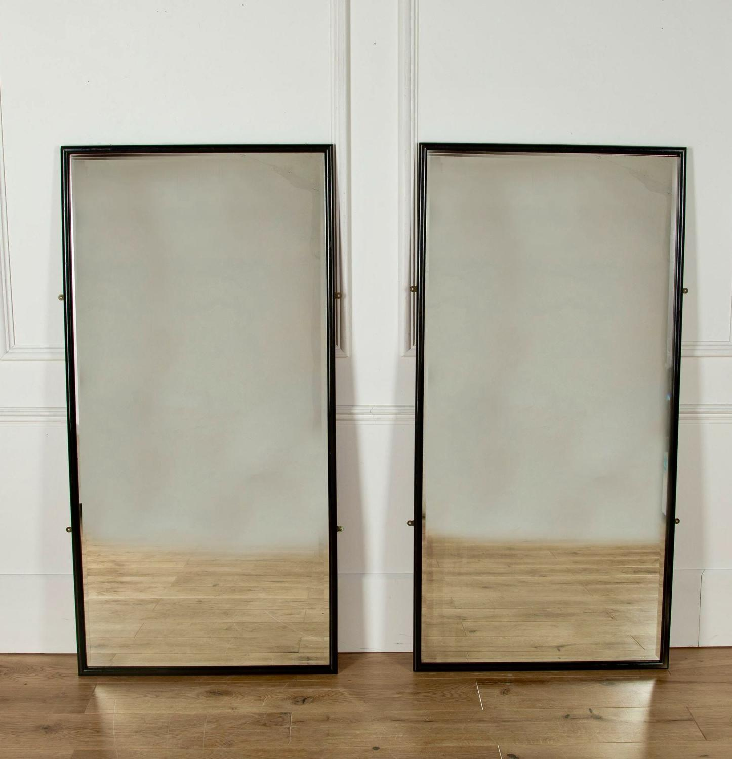 A pair of tailors mirrors