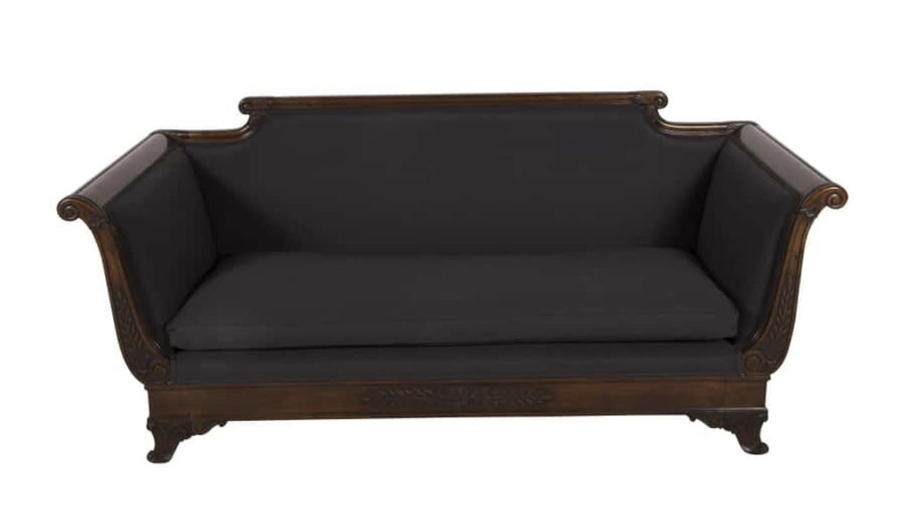 A Louis Phillipe style sofa