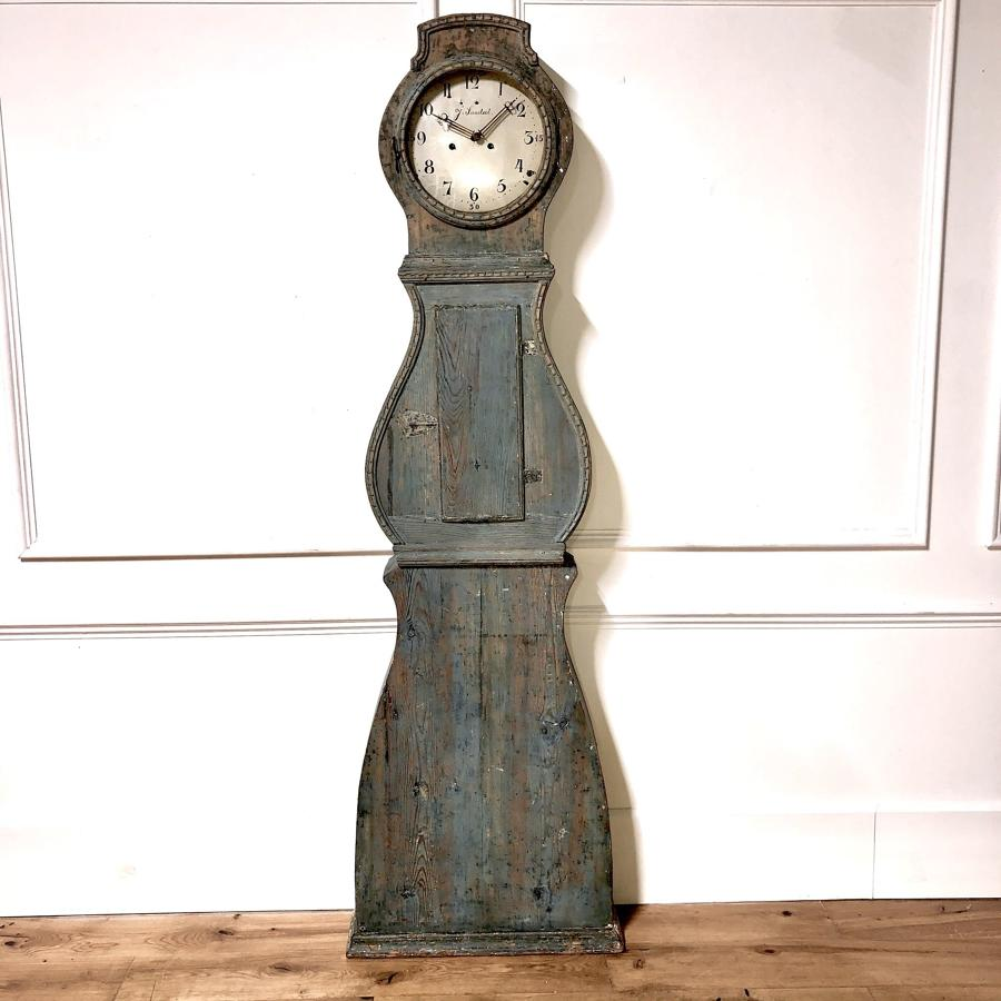 An 18thC Swedish Mora Clock